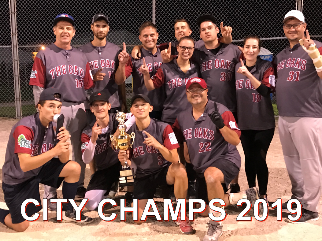 Softball Champs!